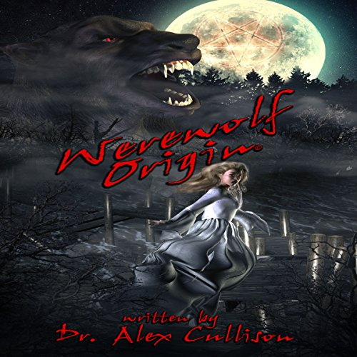 Werewolf Origin audiobook cover art
