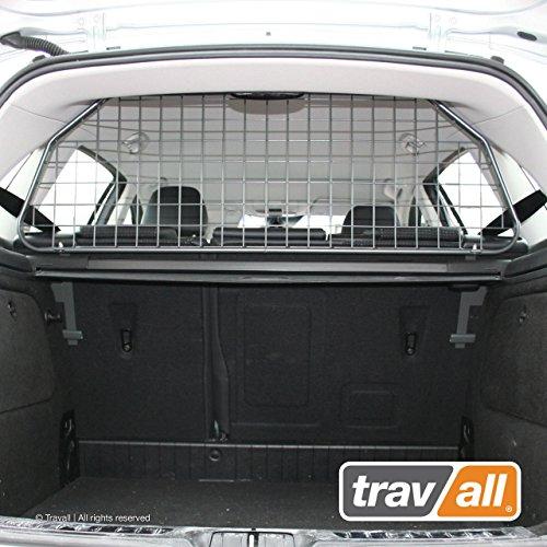 Travall Guard Hundegitter Kompatibel Mit Mercedes-Benz B-Klasse 5 Türer (2005-2011) TDG1305 - Maßgeschneidertes Trenngitter in Original Qualität
