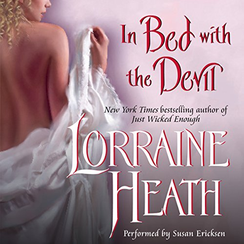 In Bed with the Devil audiobook cover art