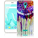 Wiko Jerry 2 Dreamcatcher Silicone Protective Case Soft