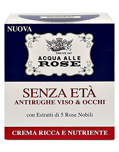 NEUTRO ROBERTS Acqua Rose 50 Crème Visage Sans Cosmétiques « Eta,