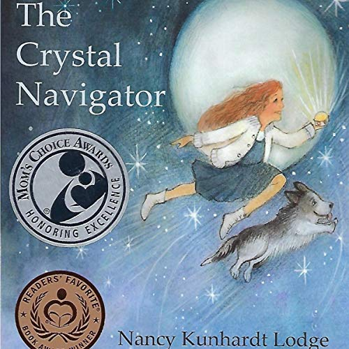 The Crystal Navigator: A Perilous Journey Through Time audiobook cover art