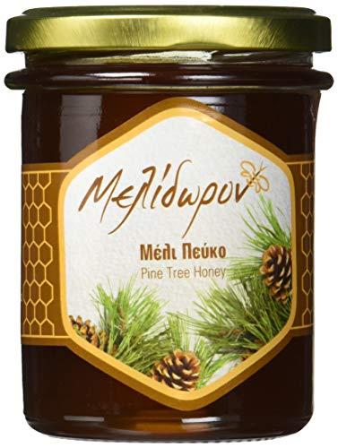 Melidoron Roher Griechischer Kiefernhonig 250g, 2er Pack