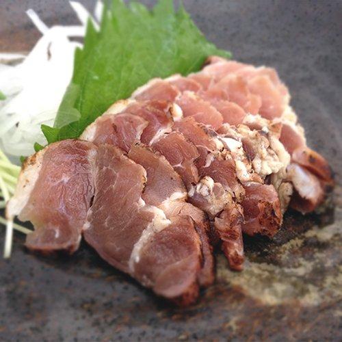 黒豚あぶり 特殊生ハム加工 生食感 約50g×5パック 冷凍真空パック 六白黒豚