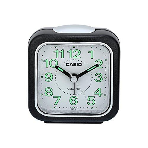 CASIO 10659 TQ-142-1D - Relojes Despertadores Digital
