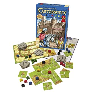 Devir - Carcassonne, Juego de Mesa (8495712326) | Amazon price tracker / tracking, Amazon price history charts, Amazon price watches, Amazon price drop alerts