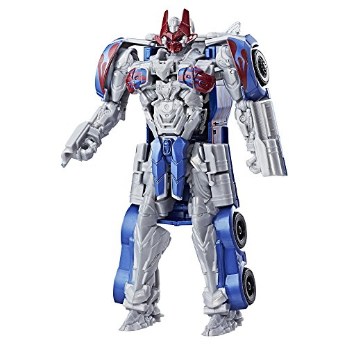 Product Image of the Transformers: The Last Knight -- Knight Armor Turbo Changer Optimus Prime