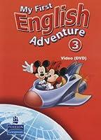 MY FIRST ENGLISH ADVENTURE 3 VIDEO PROGRAM 194956