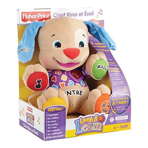 Fisher-Price Chiot rires & éveil Puppy