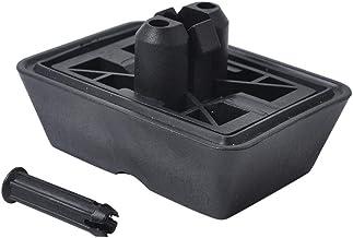 AutumnFall OEM Replacement Part Car Jack Lift Pad Puck Suitable for BMWcar E46 E63 E64 E65 E86 51718268885 (Black)