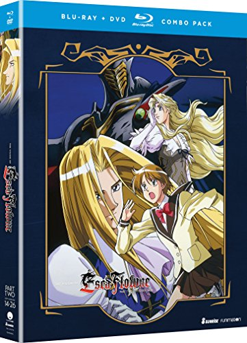 The Vision of Escaflowne: Part Two [Blu-ray]