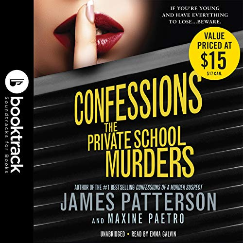 Confessions: The Private School Murders audiobook cover art