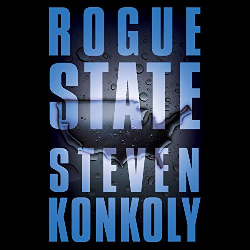 Rogue State audiobook cover art