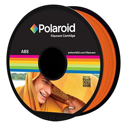 Polaroid 3D Each Reel Includes Standard Diameter Material Transparency Material Orange