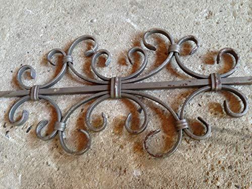 Antikas - Gitter aus Schmiedeeisen zur Herstellung v Fenstergitter Balkon oder Rankgitter
