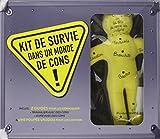 Kit de survie dans un monde de cons - Coffret 2 volumes : Vivre avec des cons ; Travailler avec des cons
