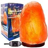 Best Himalayan Salt Lamps - Nyxi 2-3 KG Himalayan Salt Lamp with Dimmer Review
