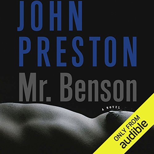 Mr. Benson audiobook cover art