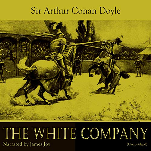 The White Company audiobook cover art