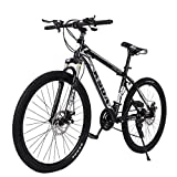 Junior Aluminum Full Mountain Bike, Stone Mountain 26 inch 21-Speed ??Bicycle