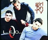 Girl on TV