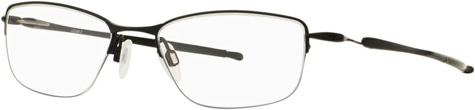 Oakley Rx Titanium Eyeglasses  - Lizard OX5120-0354 - Satin Black