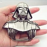 Star Wars Gran abridor de botellas magnético, diseño de Darth Vader