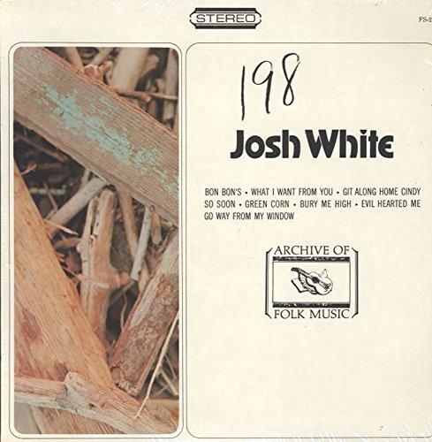 Josh White - Josh White - FS-209, EVFS-209 NM/NM LP