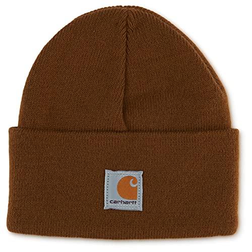 Carhartt Kids' Acrylic Watch Hat, Carhartt Brown (Toddler), One Size