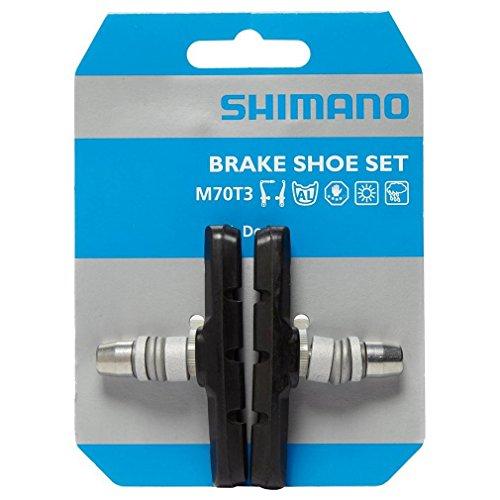 SHIMANO Patins de frein pour v-Brake br-m 570/580/530/420/330/mc18/m510