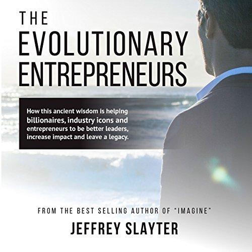 The Evolutionary Entrepreneurs cover art