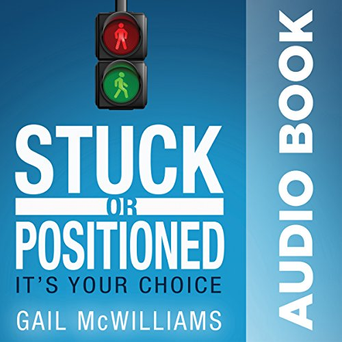Stuck or Positioned audiobook cover art