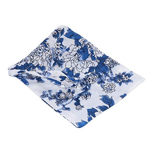 Hemobllo - Organizador de seda con cordón, organizador de joyas, con cordón de seda, bolsa de joyería, bolsa de joyería de seda de morera