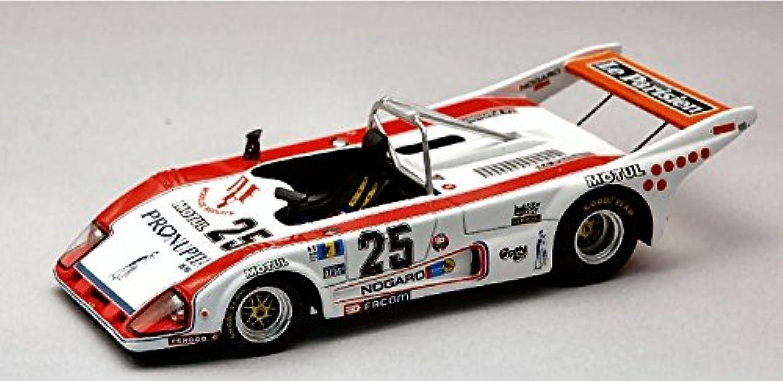 LOLA T 296 FORD N.25 Le uomos 1978 1 43 Bizarre Auto Competizione modellololo modellololino die cast