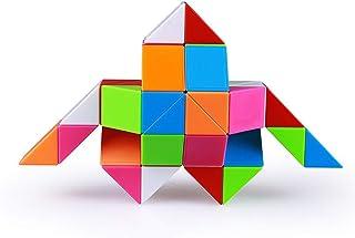 iLink Magic Snake 48 segmenti Puzzle-Serpente Magico Cubo Puzzle-Giocattoli del Serpente di -Bomboniere per Feste di Compl...