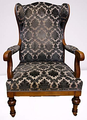 Generisch Biedermeier Ohrenbacken - Sessel