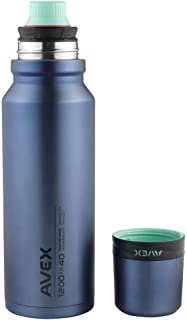 """Avex 3Sixty Pour Thermal Bottle"""" (1200 Ml) Navy"""