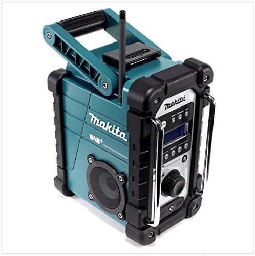 Makita Akku-Baustellenradio DMR110 7,2 bis 18 Volt - 4