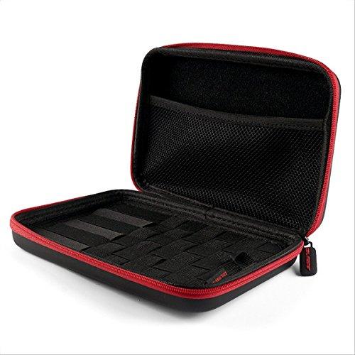 Coil Master 100{3bc7124b32b4dd573fc30f395f459c50dcf7c58c630cecb4d70c3585714aa991} authentische KBAG Mini Universal mit Fall/Tragbare Tasche für Werkzeug, Flüssigkeiten, und mehr.