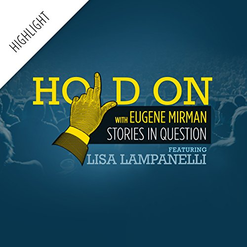 Hold On Highlight: Lisa Lampanelli Dates Big Frank audiobook cover art