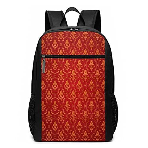 Sac à Dos Décontracté Scolaire Cartable Sacs école pour Garçons Filles Homme Femme Sac De Camping Voyage Laptop Backpack Mur Bitmap Copie Tapis