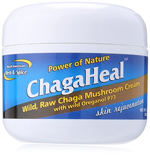 North American Herb and Spice Chaga Heal, 2 Ounce