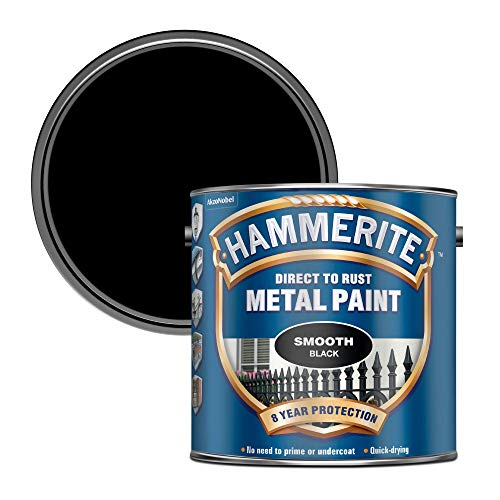 Hammerite Direct to Rust Metal Paint - Smooth...
