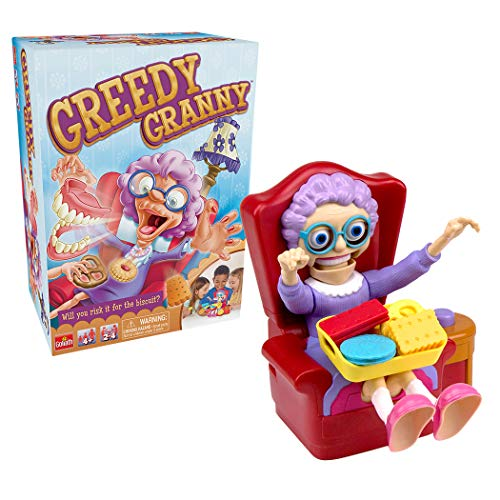 Greedy Granny Game  - Don't Wake Granny, Will Send Her Teeth Flying!