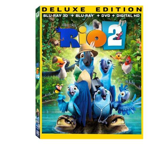 Rio 2 [USA] [Blu-ray]