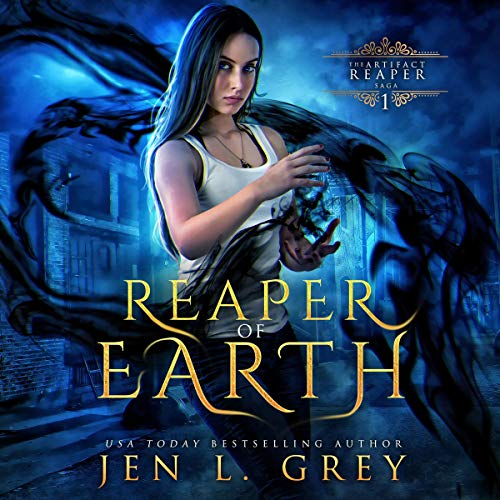 Reaper of Earth audiobook cover art