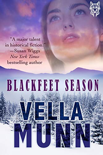 A Soul Searchers Native American historical: Vella Munn's <em>Blackfeet Season</em>