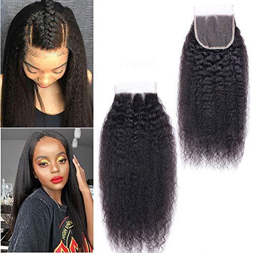 Nicewig Hair-Italian Yaki Straight Full Lace Frontal