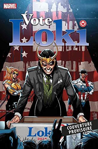51FwqI rI9L. SL500  - Loki Saison 1 : Quand le Dieu de la Malice a oublié d'être malin
