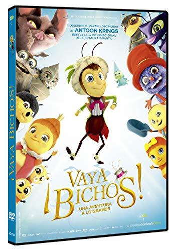 ¡Vaya bichos! - DVD